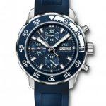 Aquatimer Chronograph In Blue
