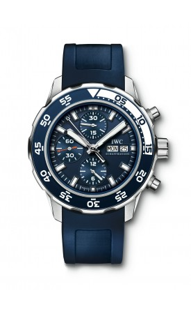 Aquatimer Chronograph In Blue